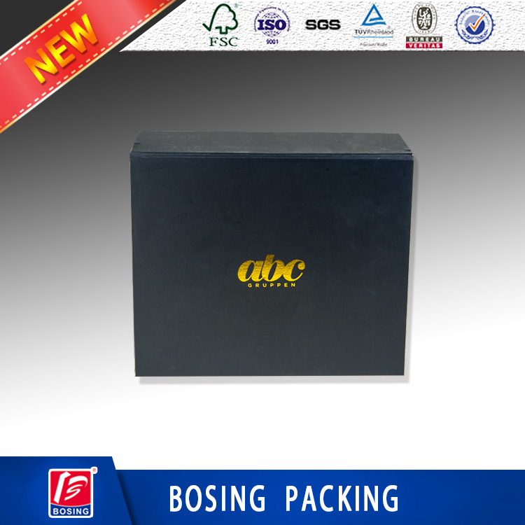 custom factory price luxury grey board paper gift packaging <strong>box</strong>