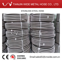 stainless steel annular corrugated convoluted metal hose
