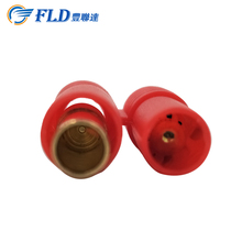 8mm gold plated banana plug EC8 standard male battery connector