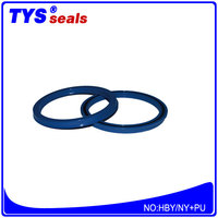 cylinder kits parts buffer seal hby for hydraulic excavator
