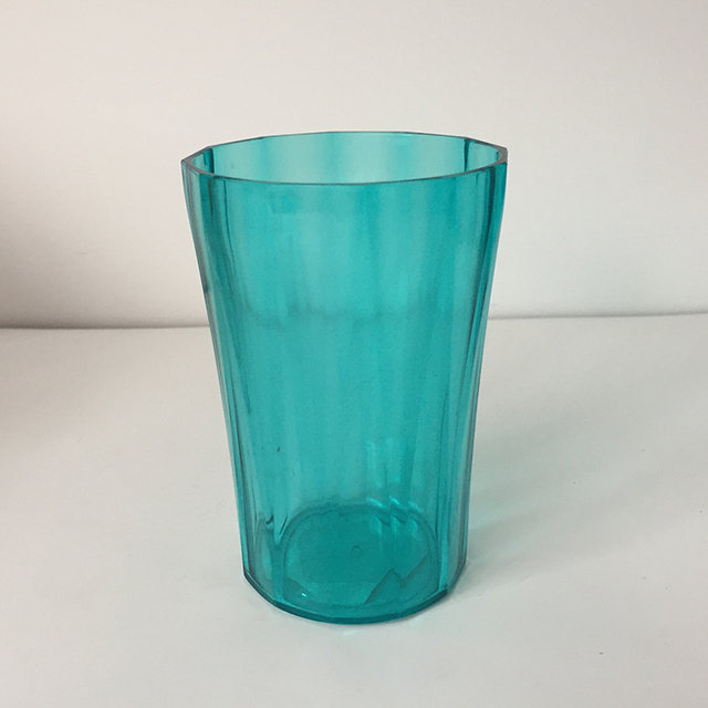 Supply cup plastic cup; AS water cup; 400 ml crystal glasses