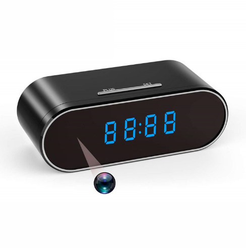 2 in 1 nimi camera and clock motion detection and warming wireless camera USB charger and <strong>battery</strong>