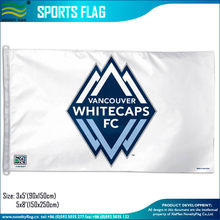 MLS Football Fans Hot Seller Vancouver Whitecaps FC flag