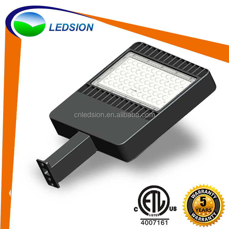 US STOCK Knuckle Mount Slip Fitter 150w LED Light Poles Outdoor Lighting,equivalent to 400w metal halide led lamp
