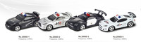 Rc police car Emluator Radio Control Racing Car