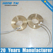 Electric Cast Circle Heater with Center Hole
