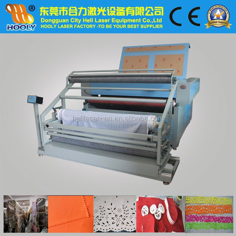 laser cutting machine for blinds and curtins for home