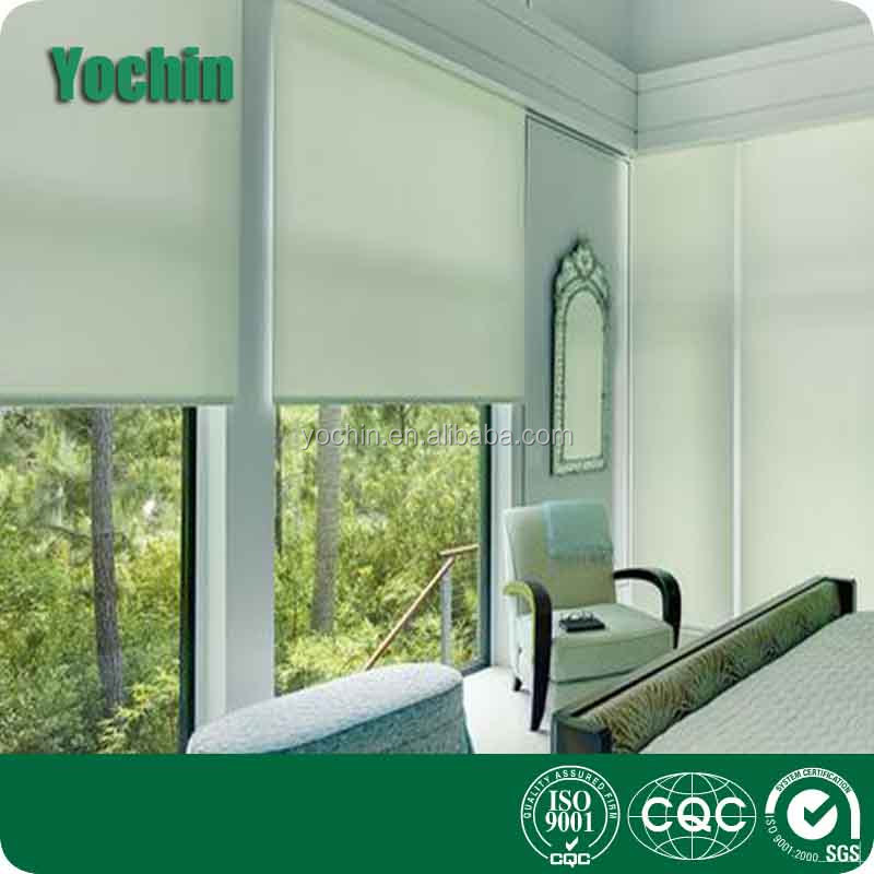 Room Darkening window Sun Screen Roller Blinds fabric ,Office Curtains and Blinds