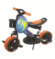 Children bike with 3 in 1 tricycle Baby tricycle children trike