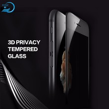 Anti-Scratch For Iphone 6 7 3D Anti Spy Tempered Glass Display Protector