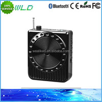 2016 Multifunction stereo Portable usb mini speaker with microphone for guide and teaching