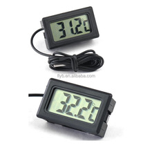Digital panel mount pt100 pc steam swimming pool temperature gauge digital factory prices