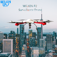 WELKIN-P2 Professional Surveillence Mapping Quadcopter Drone With HD Camera