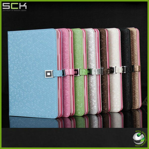 for ipad mini Luxury leather case