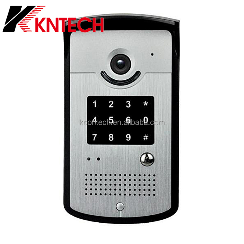 OEM manufacture, IP door intercom smart phone/tcp ip video door phone