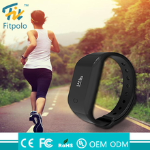 OEM factory wholesale smart bracelet sport fitness watch with heart rate monitor