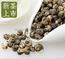 Natural Jasmine Dragon Pearl Jamsine Flavor Tea