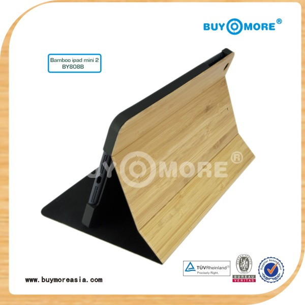 high quality wood case for mini ipad case, wood case for ipad mini, new case for ipad mini2 wood case