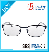man fashion metal optical frames of full sample