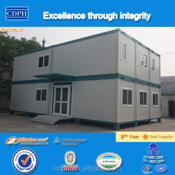 China supplier prefabricated container house building