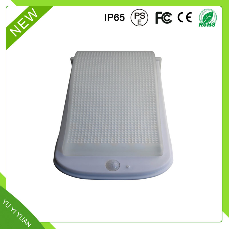 Led Small 3W Induction Wall Light Twilight Low Voltage Outdoor Lighting