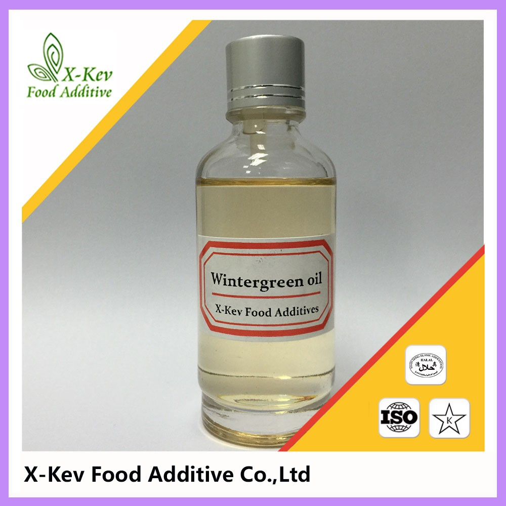 good price 99% Methyl salicylate birth winter green oil for wood lock oil