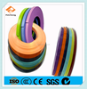 India imported plastic extrusion pvc material edge banding for plywood furniture
