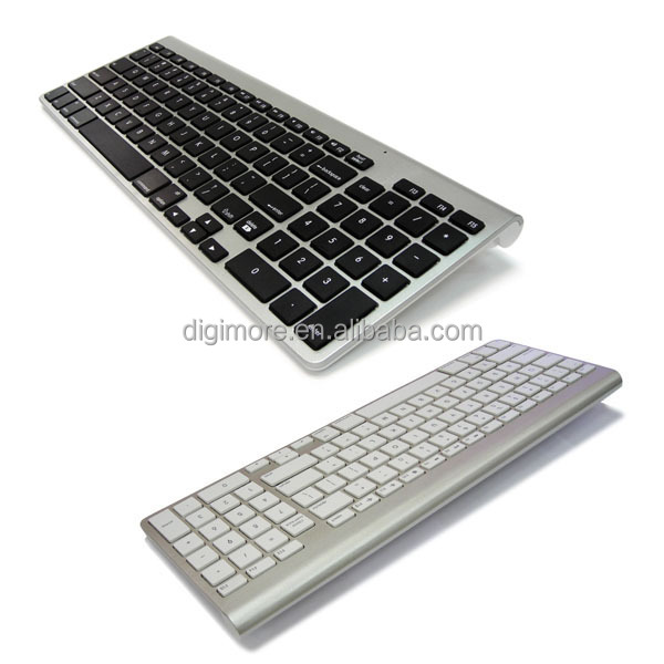 2 Zone Bluetooth Mac Compatible Keyboard, Compatible with Mac OS, Android smart phone or tablet PC