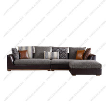 <strong>Modern</strong> Furniture New L Shaped Sofa Designs