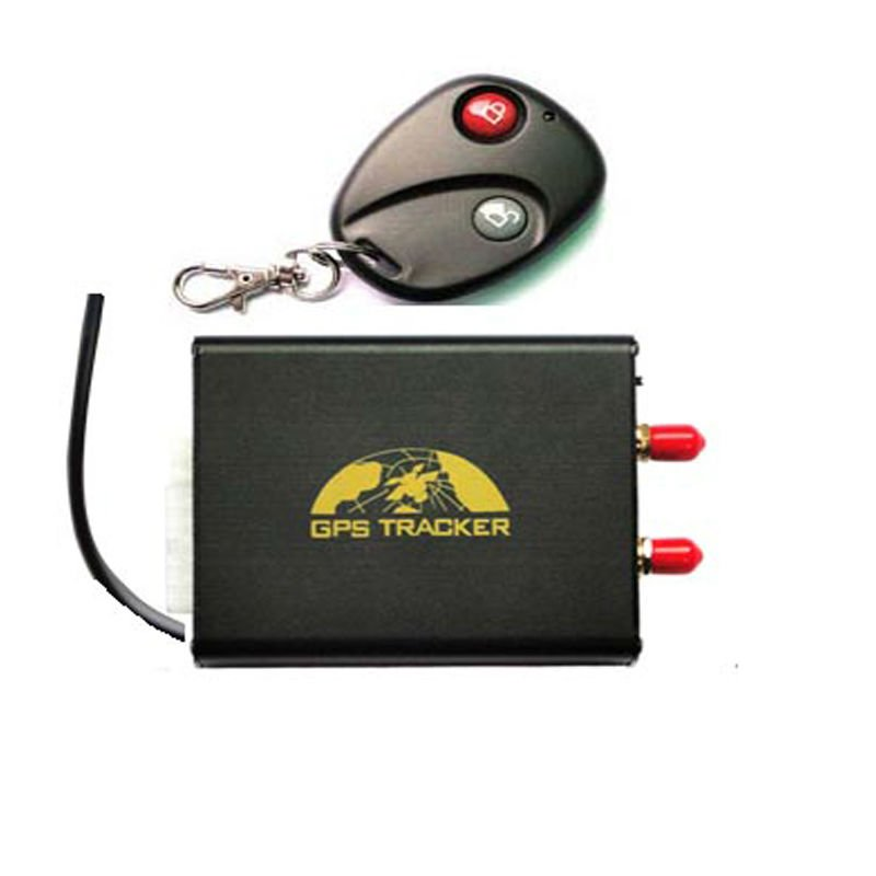 New version vehicle gps tracker tk 104