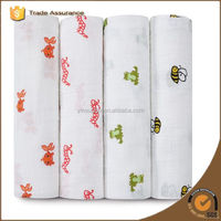 China factory wholesale super soft thick fleece swaddle blanket woven