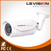 LS VISION high definition network high quality 5mp ip bullet camera high optical performance camera