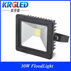 Alibaba hot product led flood light30W grey shell DC12-36V