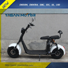 2018 New 2 Seat 1000W Citycoco Moped Motor Scooter With 18*9.5inch Vacuum Tire