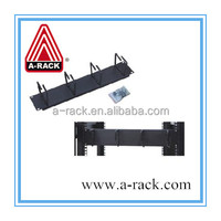 2U horizontal cable organizer for rack/network cabinet/server cabinet