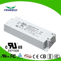 Input voltage AC100-277V 65w ac dc led driver power supply