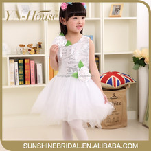 2016 baby girl party dress children frocks designs casual children dress