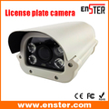 ENSTER Car Number Plate Capture Surveillance Smart CCTV IP LPR Camera For High Way