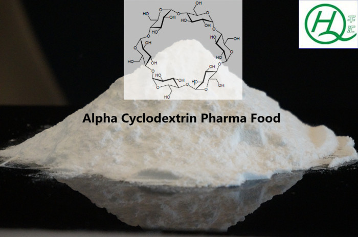 ALPHA CYCLODEXTRIN FOOD PHARMACEUTICAL GRADE CAS10016-20-3