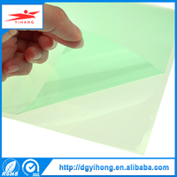 die cut 280 * 208 mm Sublimation Heat Transfer PET silicone adhesive film for Sublimation Printing customized size