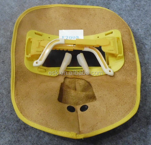 LYG-F200A full face protection leather art automatic welding mask