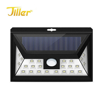 Outdoor led solar light for crafts Motion Sensor Led Wall Light and solar outdoor lighting