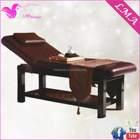 Economic Cheapest wood eye massage facial bed