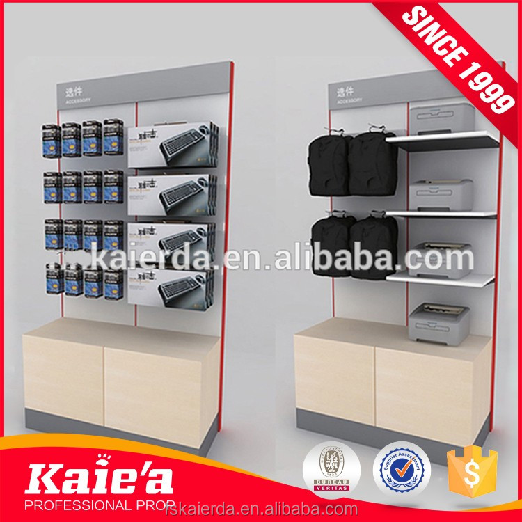 Mobile phone accessories display stand,cell phone accessories display rack