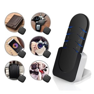 2017 new products innovative product gifts wireless key finder bluetooth tracker anti lost alarm security alarm system