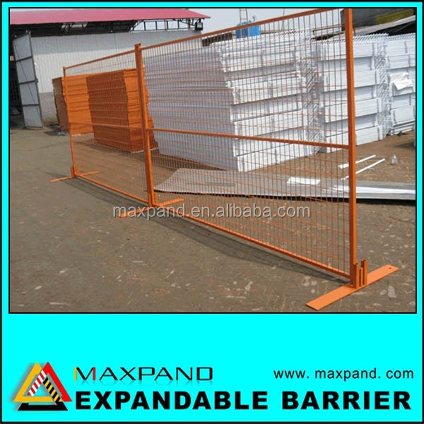 Hot Sale Portable Welded Wire Mesh Fence