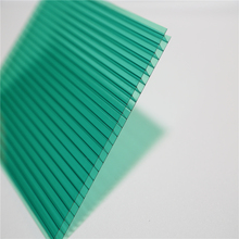 High strength Ten-year warranty UV coated polycarbonate sheet /polycarbonate / solar panel
