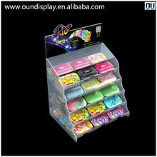 convenience store cash register candy snack display racks shelf