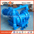 electric diesel dosing double diaphragm pump