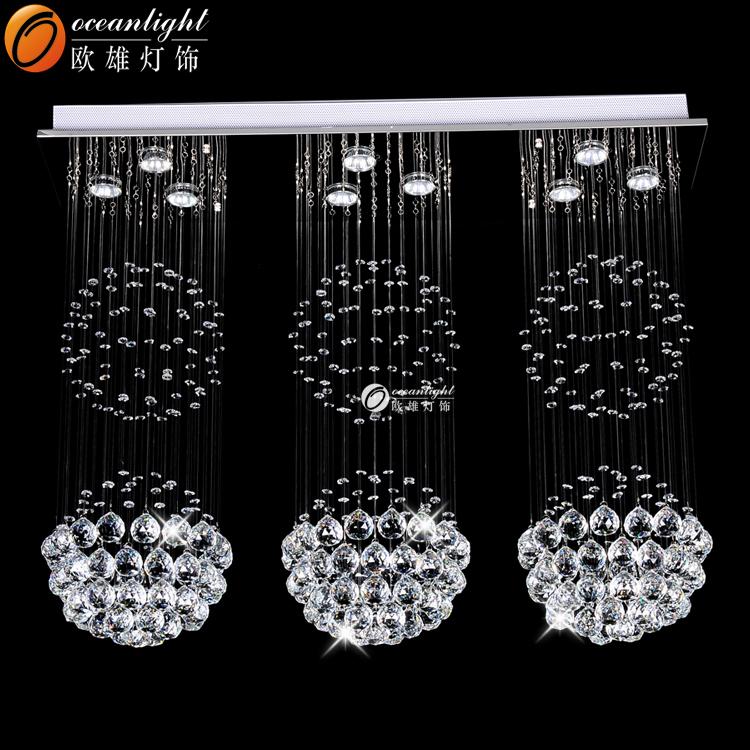 Silver Chandelier Modern Modern Cognac Crystal Candles